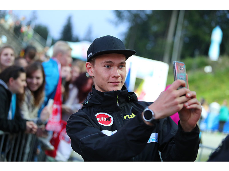 Max aalto selfie wisla s 17